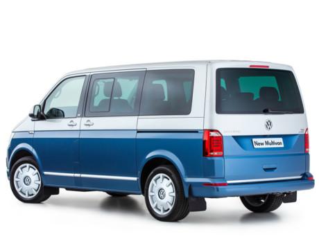 Volkswagen Multivan 2007