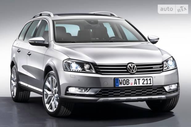 Volkswagen Passat Alltrack B7 Универсал