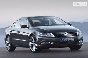 Volkswagen passat-cc I покоління, 1 рестайлінг Купе