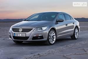 Volkswagen passat-cc I поколение Купе