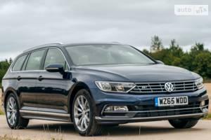 Volkswagen passat B8 Универсал