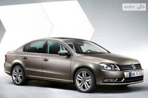 Volkswagen passat B7 Седан