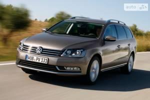 Volkswagen passat B7 Универсал