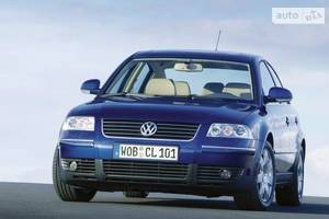 Volkswagen passat B5+ Седан