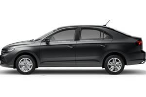 Volkswagen polo 6 поколение (рестайлинг) Седан