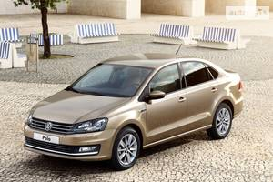Volkswagen polo V покоління, 2 рестайлінг Седан
