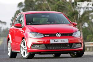 Volkswagen polo V покоління Хетчбек