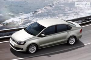 Volkswagen polo V покоління, 1 рестайлінг Седан