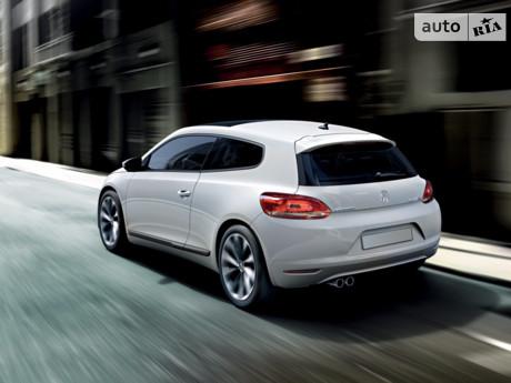 Volkswagen Scirocco 2013