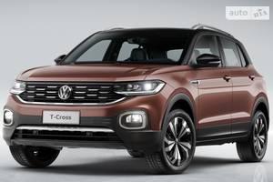 Volkswagen t-cross 1-е поколение Кроссовер