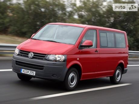 Volkswagen T5 (Transporter) пасс. 2.0 TSI DSG (150 kw) LR 2005