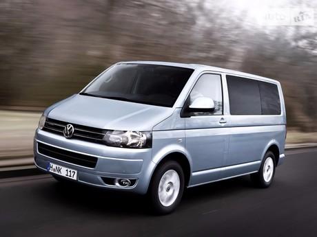 Volkswagen T5 (Transporter) пасс. 2007