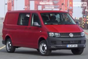 Volkswagen t6-transporter-pass T6 Минивэн