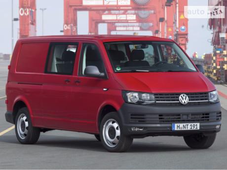 Volkswagen T6 (Transporter) пасс. 2021
