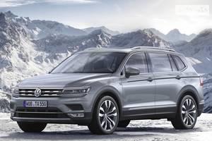 Volkswagen tiguan-allspace I поколение Кроссовер