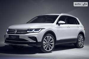 Volkswagen tiguan 2-е поколение (рестайлинг) Кроссовер