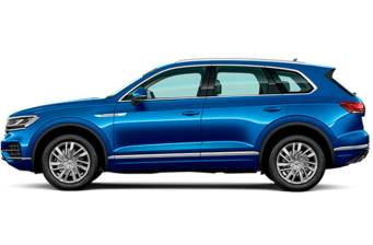 Volkswagen Touareg 2022 Elegance