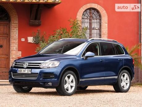 Volkswagen Touareg 2010