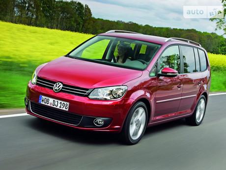 Volkswagen Touran 1.4 TSI MT (140 л.с.) 2006