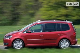 Volkswagen Touran 1.4 TSI AT (150 л.с.) 2010