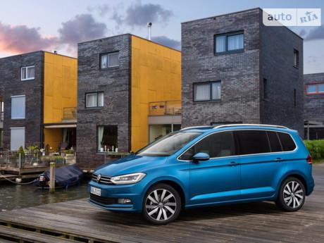 Volkswagen Touran 2.0D MT (110 л.с.) 2012