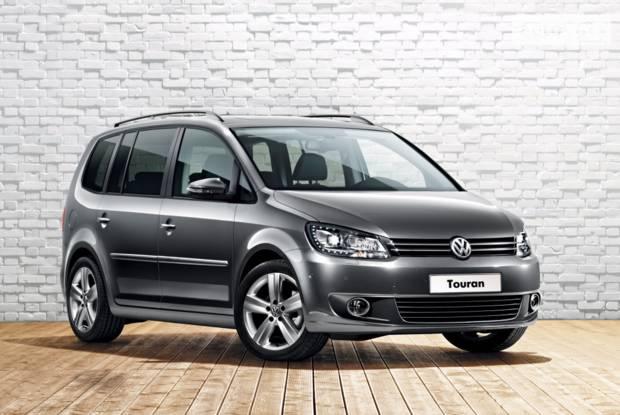 Volkswagen Touran II покоління Микровэн