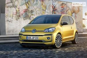 Volkswagen up I покоління, 1 рестайлінг Сити-кар