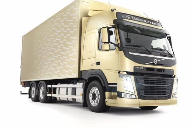 Volvo FM 3 покоління Вантажівка