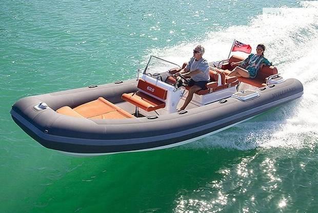 Williams Dieseljet 1-е поколение Човен