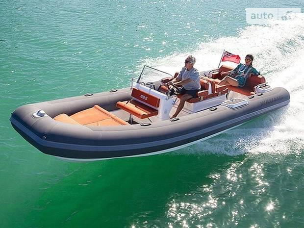 Williams Dieseljet 1-е поколение Лодка