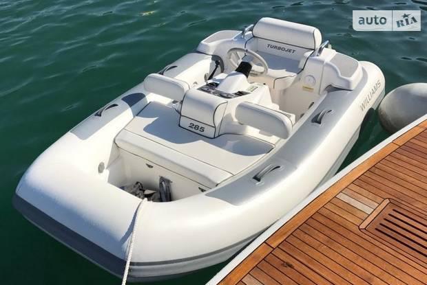 Williams Turbojet 1-е поколение Лодка