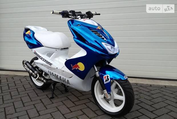 Yamaha Aerox 1 покоління (рестайлінг) Скутер