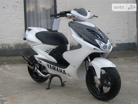 Yamaha Aerox 2013