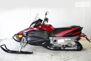 Yamaha apex 2 покоління (рестайлінг) Снегоход