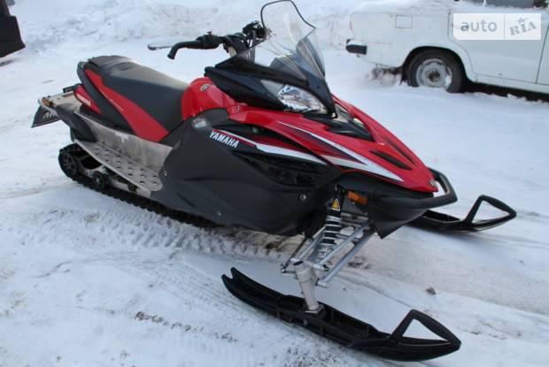 Yamaha Apex 2 покоління Снігохід