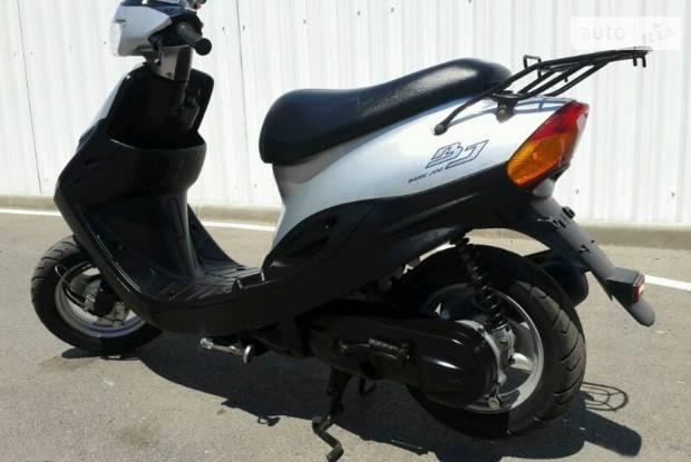 Yamaha BJ 1 покоління Скутер