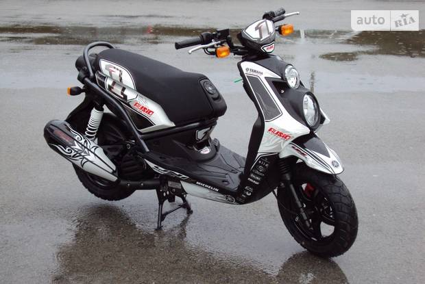 Yamaha BWS 3 покоління Скутер