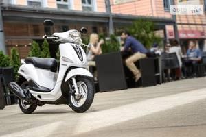 Yamaha d-elight 1 покоління Мопед
