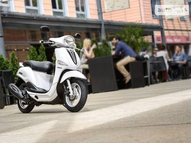 Yamaha D'elight 1 покоління Мопед