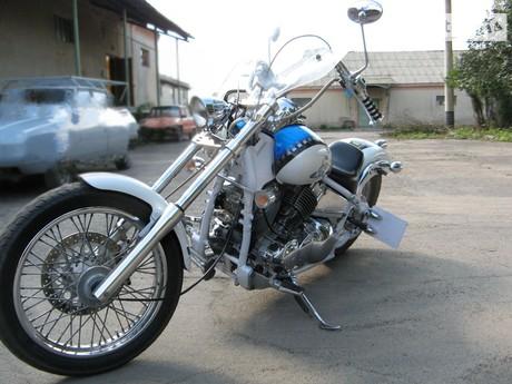 Yamaha Drag Star 400 2008