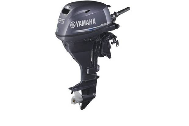 Yamaha F I поколение Мотор для човна