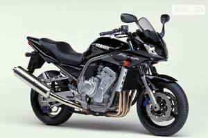 Yamaha fazer 3 покоління Байк