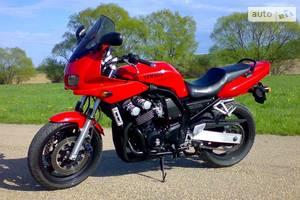 Yamaha fazer 2 покоління Байк