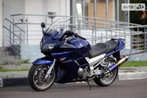 Yamaha fjr 2 покоління Мотоцикл
