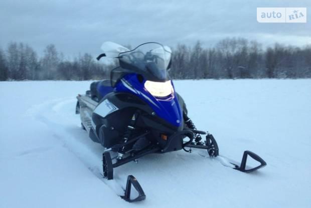 Yamaha FX 5 покоління Снігохід