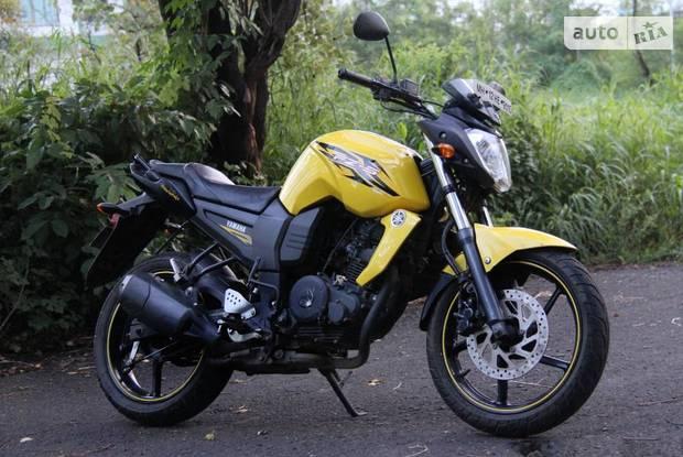 Yamaha FZ-S 3 покоління Мотоцикл