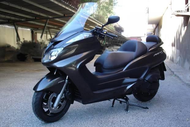 Yamaha Majesty 4 покоління Скутер