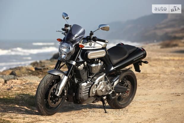 Yamaha MT 1 покоління Байк