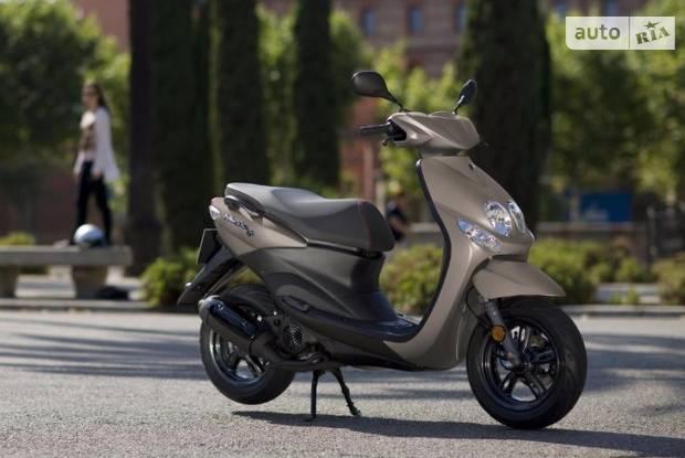 Yamaha Neos 4 покоління Скутер