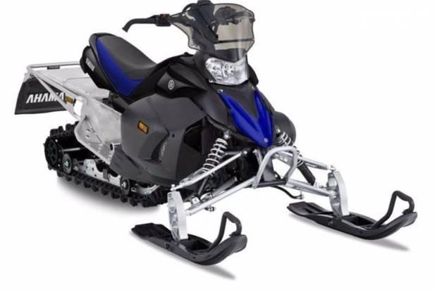 Yamaha Phazer 3 покоління Снегоход